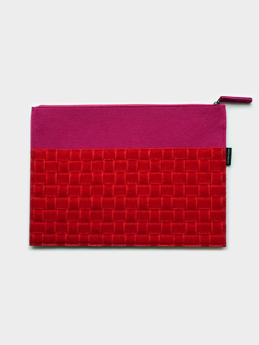 Combo Case Red