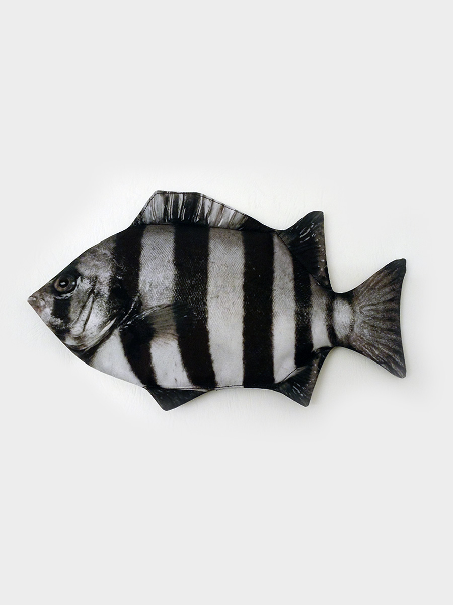 Rock Bream Fish Pencil Case