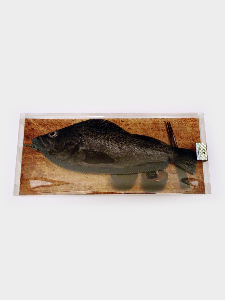 Rock Fish Pencil Case