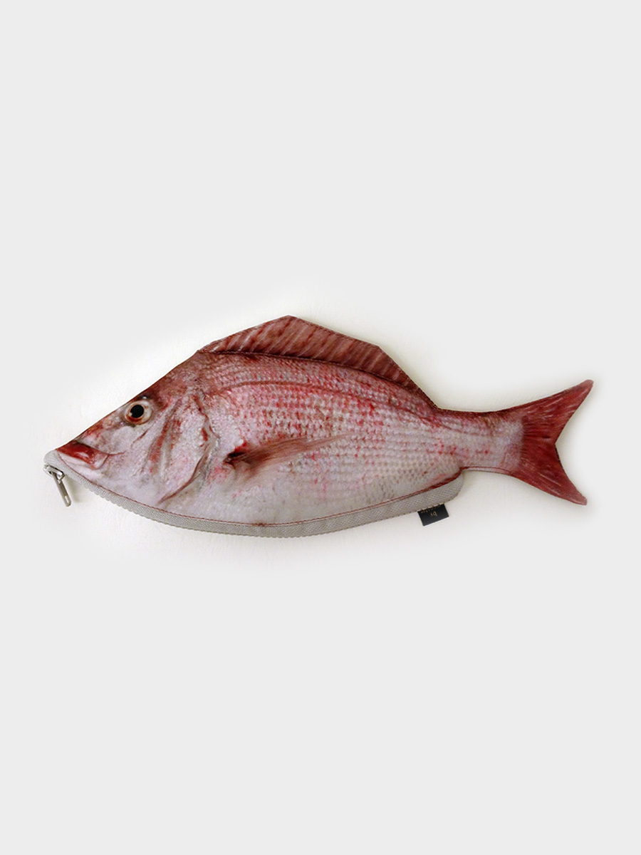 Sea Bream Fish Pencil Case