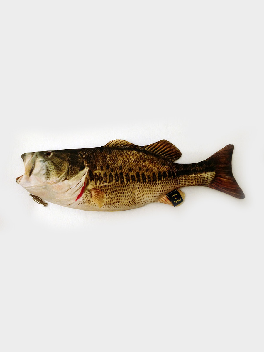 Bass Fish Pencil Case