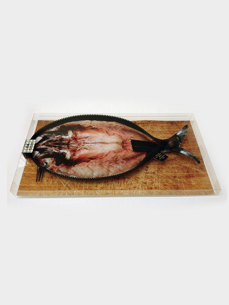 Mackerel Fish Pencil Case