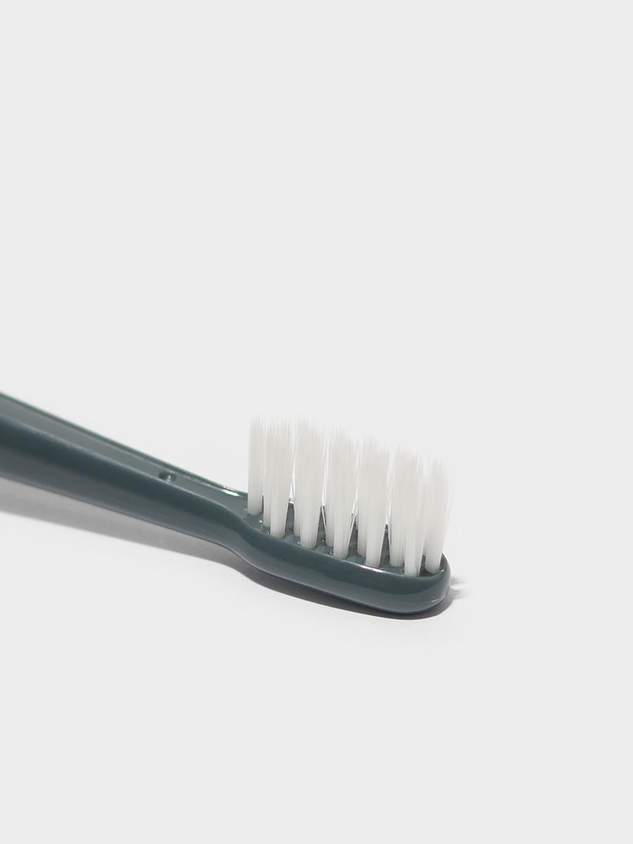 Flow T Brush Grey - Brush Head X4