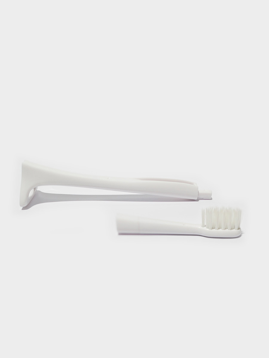 Flow T Brush White - Brush Head X1