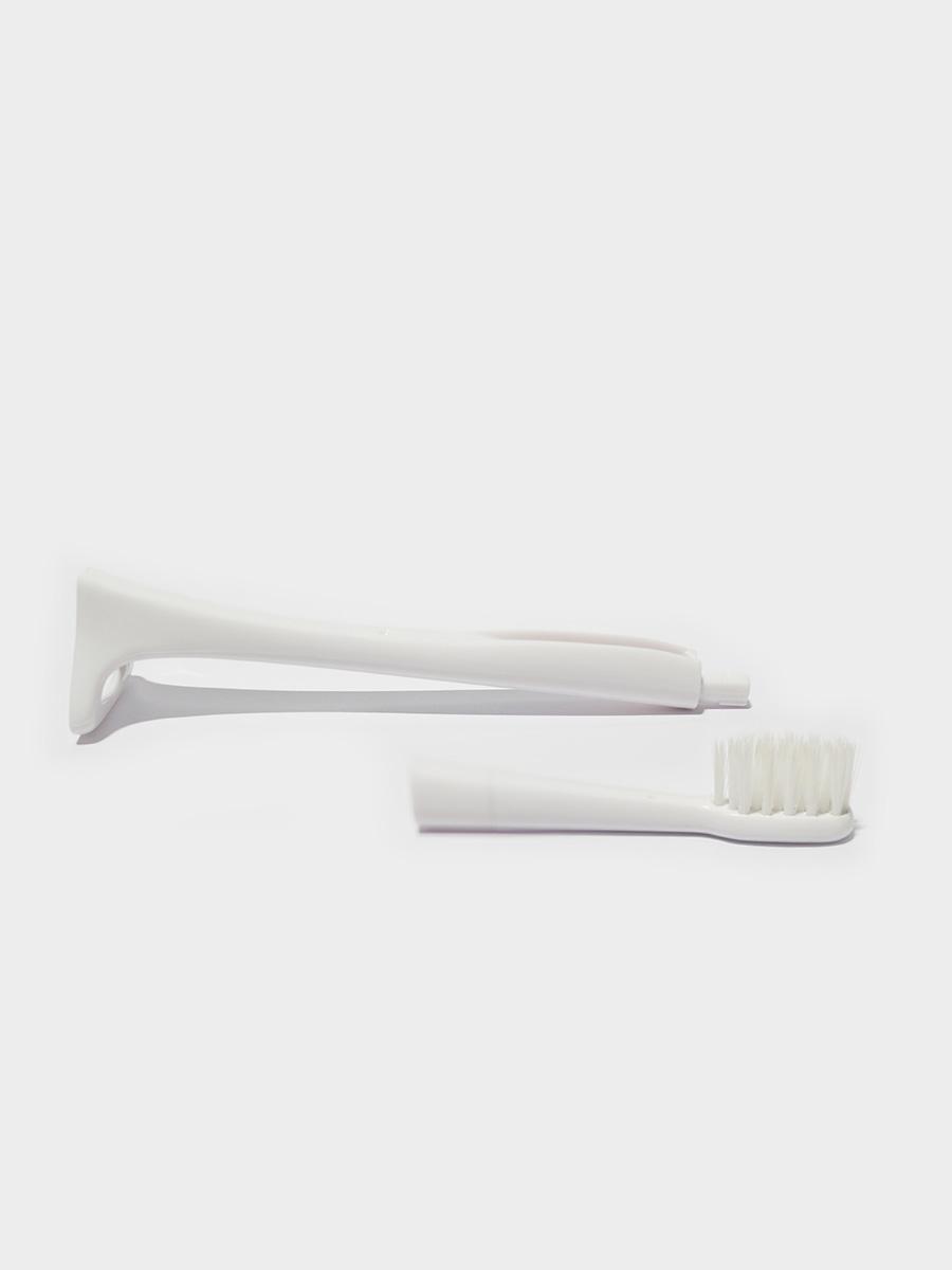 Flow T Brush White - Brush Head X4