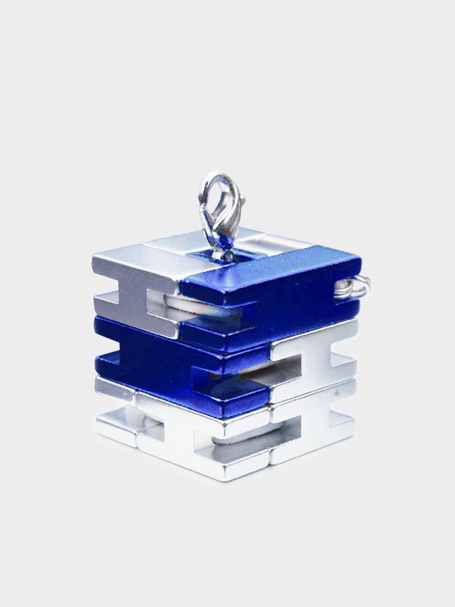Mini Line Cube Blue