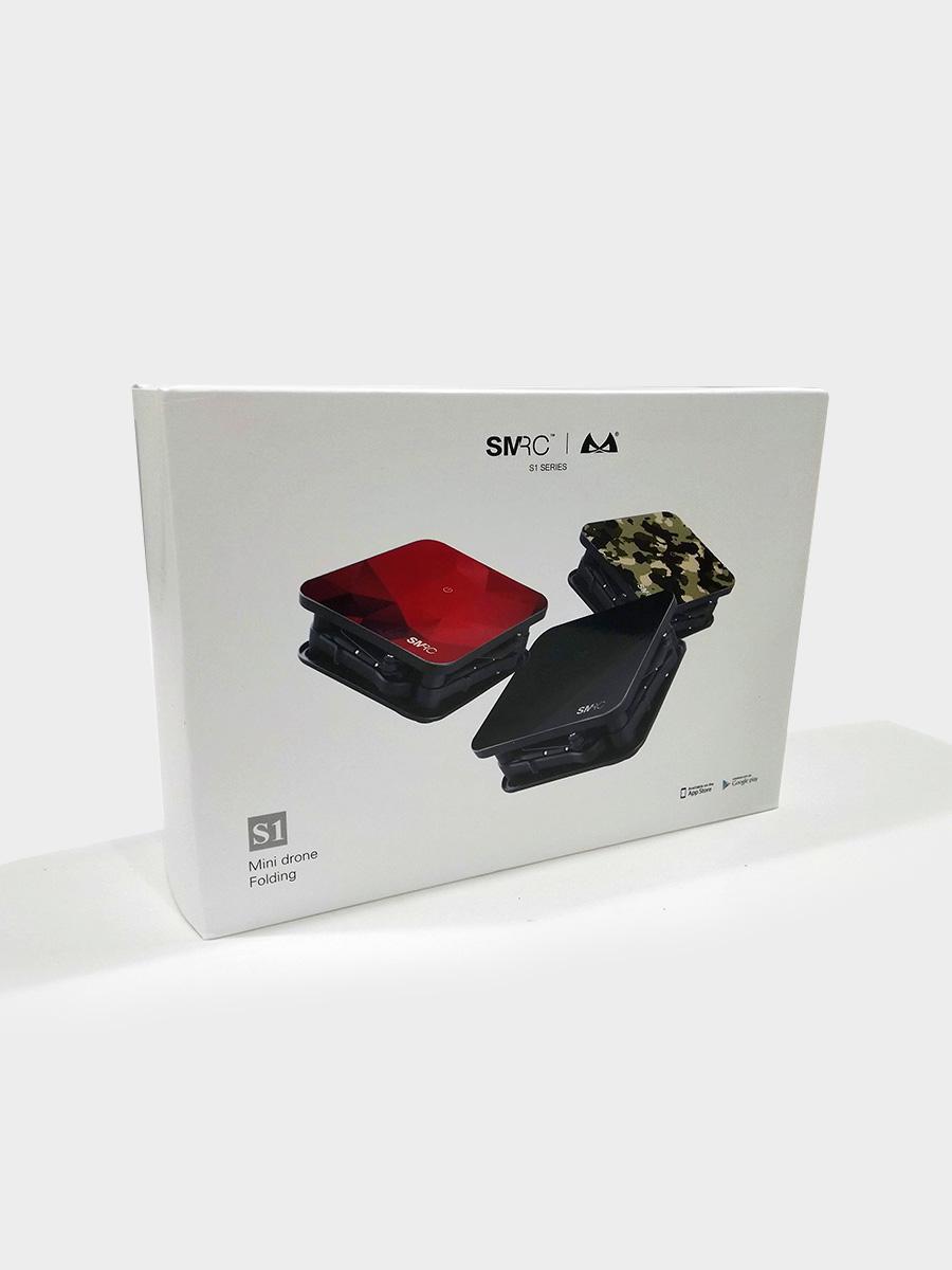S1 Mini Drone Folding Black