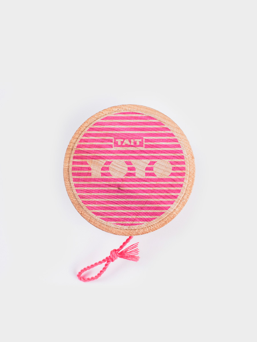 Sling-Slang Yoyo Pink