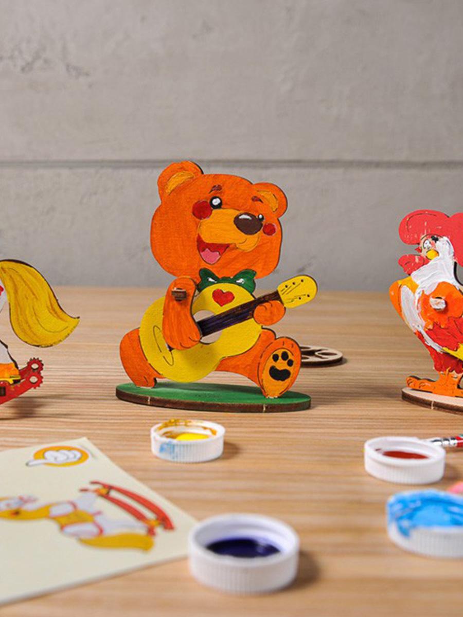 3D Puzzle Bear-cub