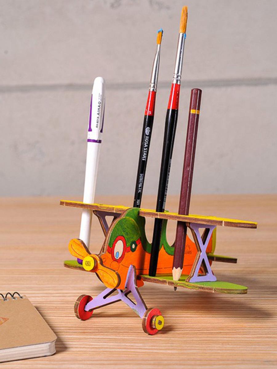 3D Puzzle Biplane