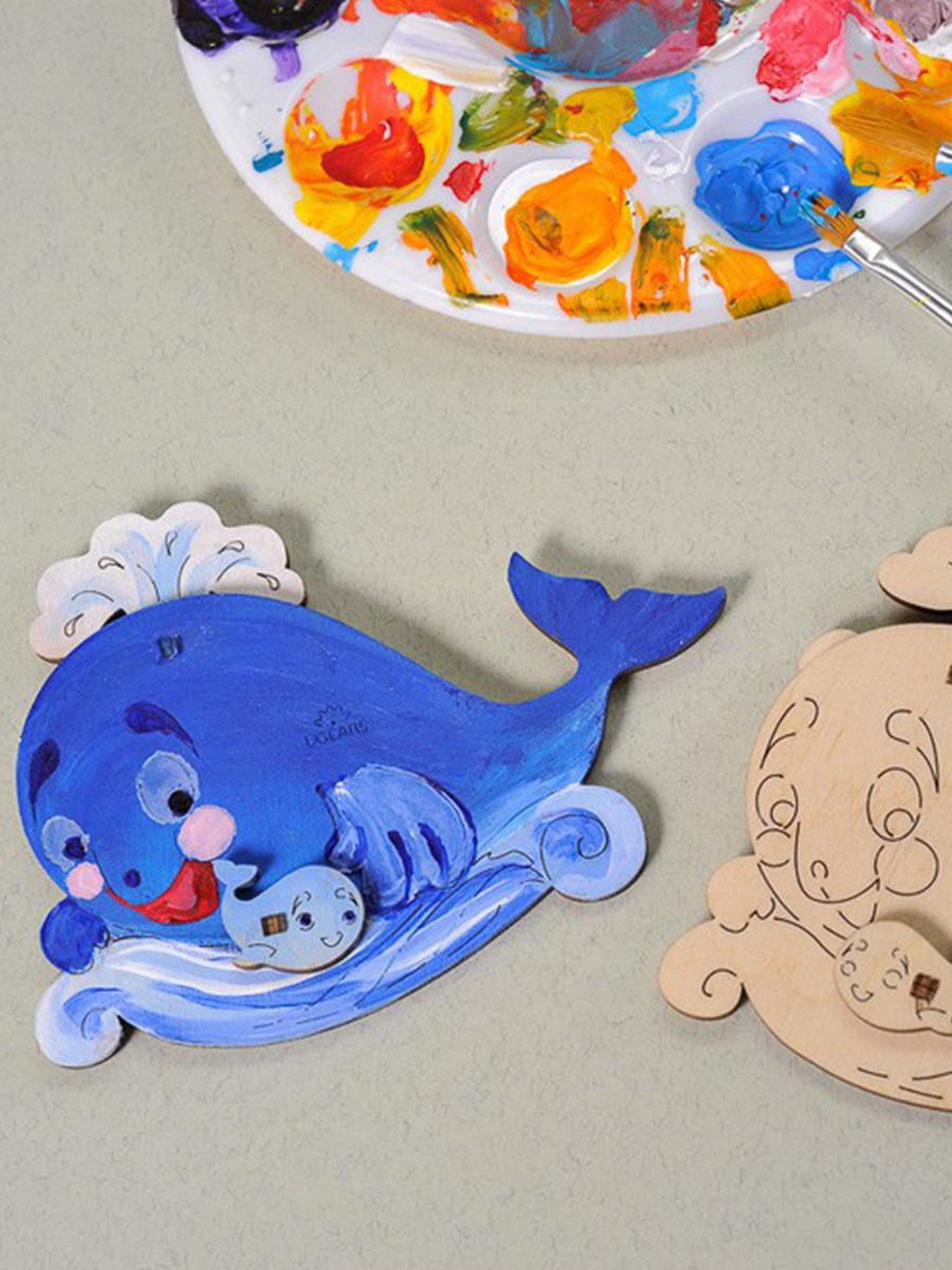 3D Puzzle Whale