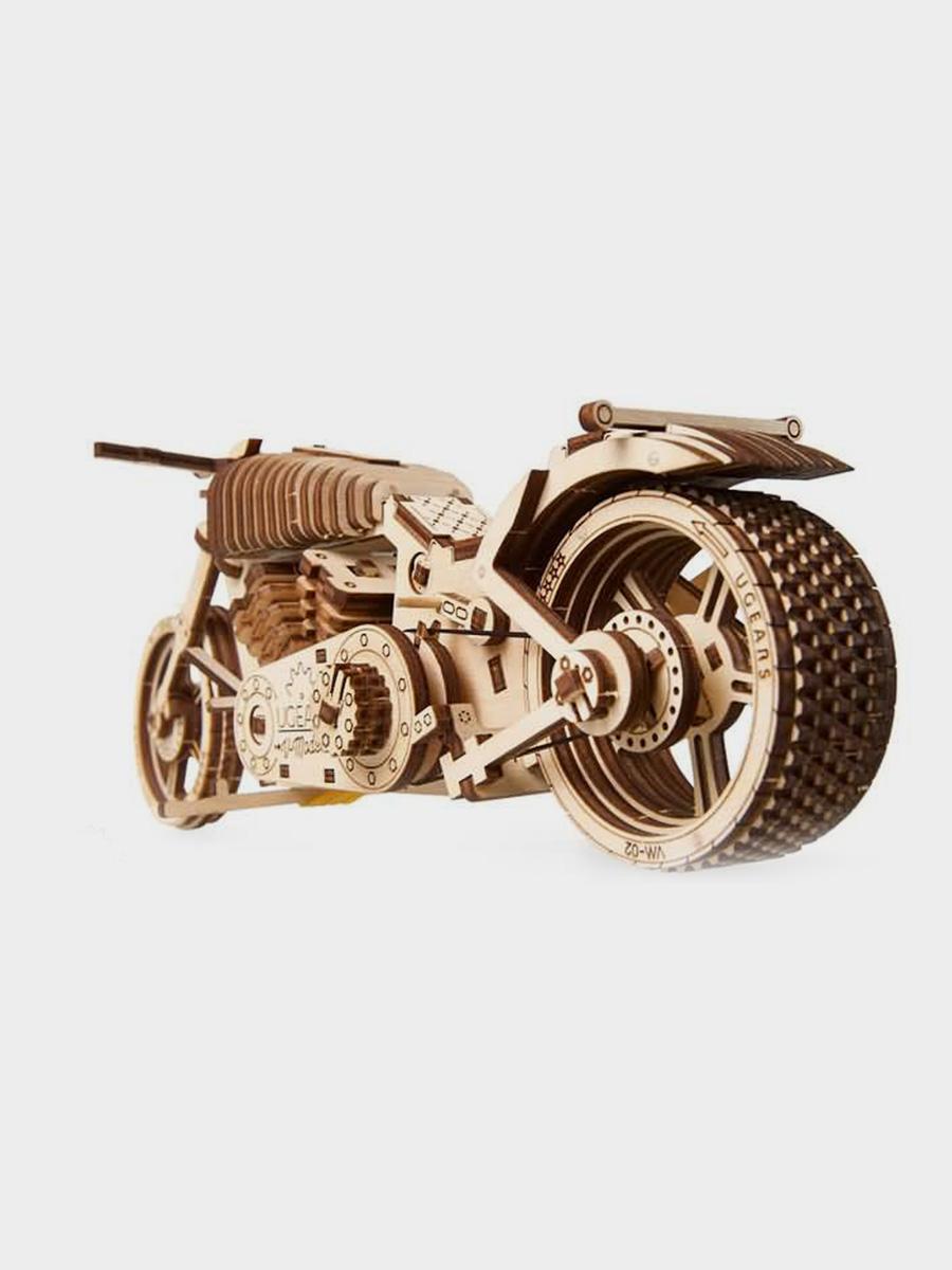 3D Puzzle Bike VM-02