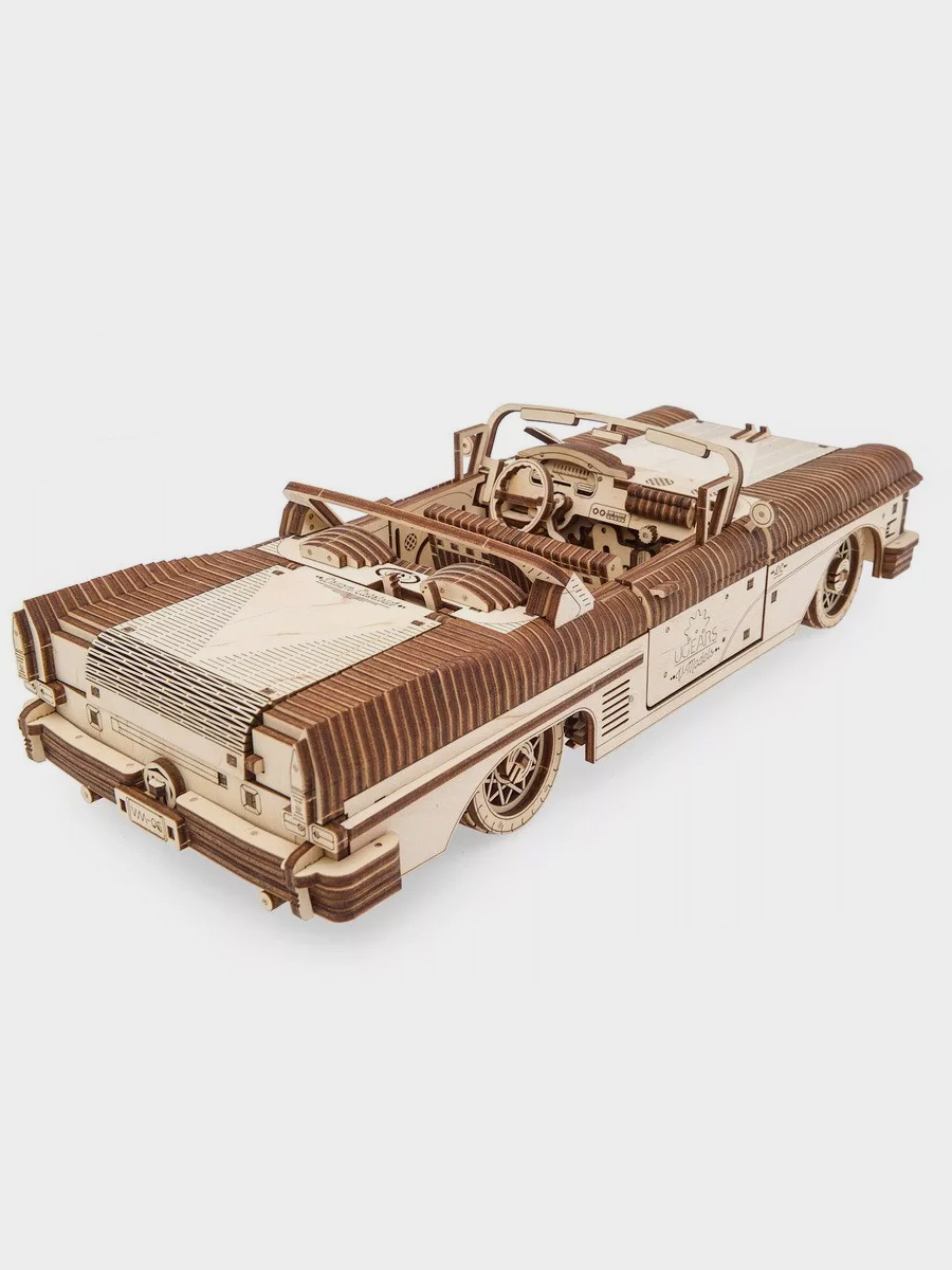 3D Puzzle Dream Cabriolet VM-05