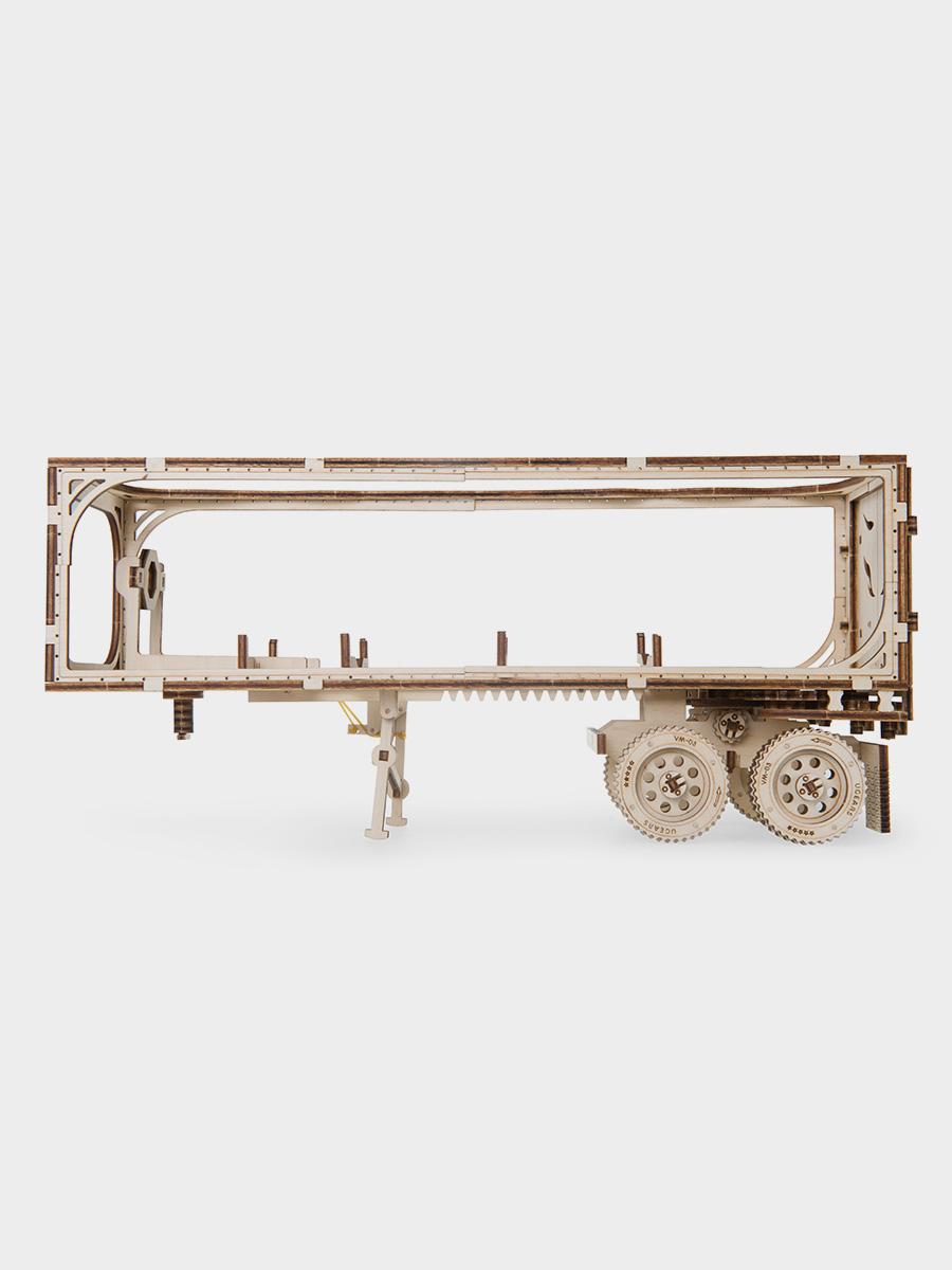 3D Puzzle Trailer For Heavy Boy Truck VM-03