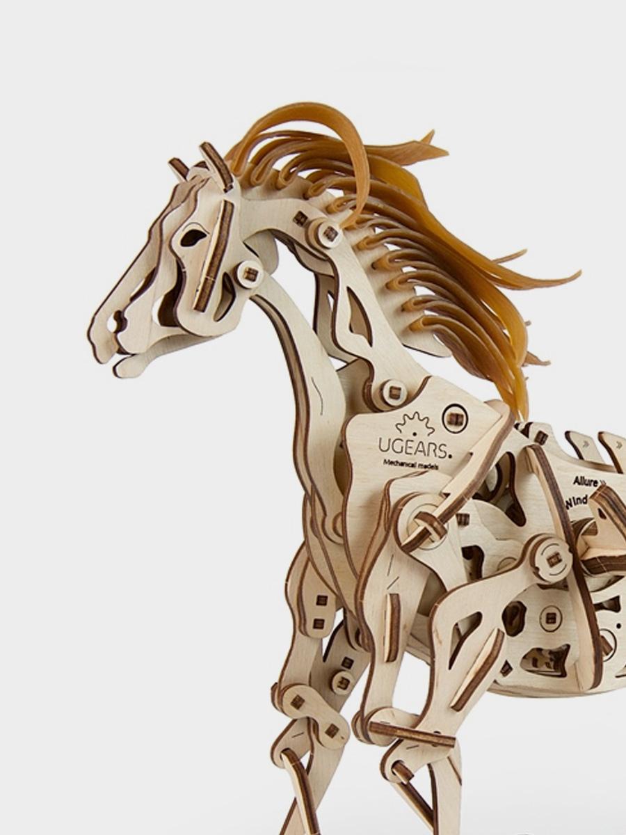 3D Puzzle Horse-Mechanoid