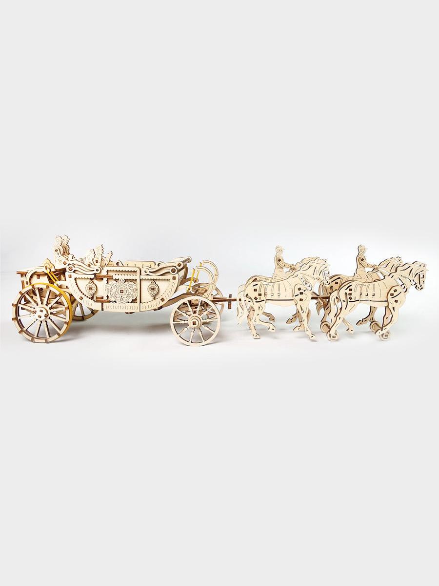 3D Puzzle Royal Carriage