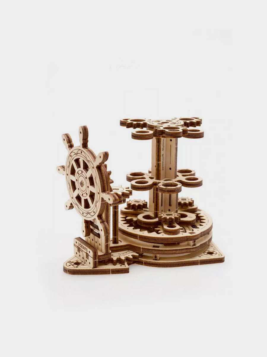 3D Puzzle Wheel-Organizer