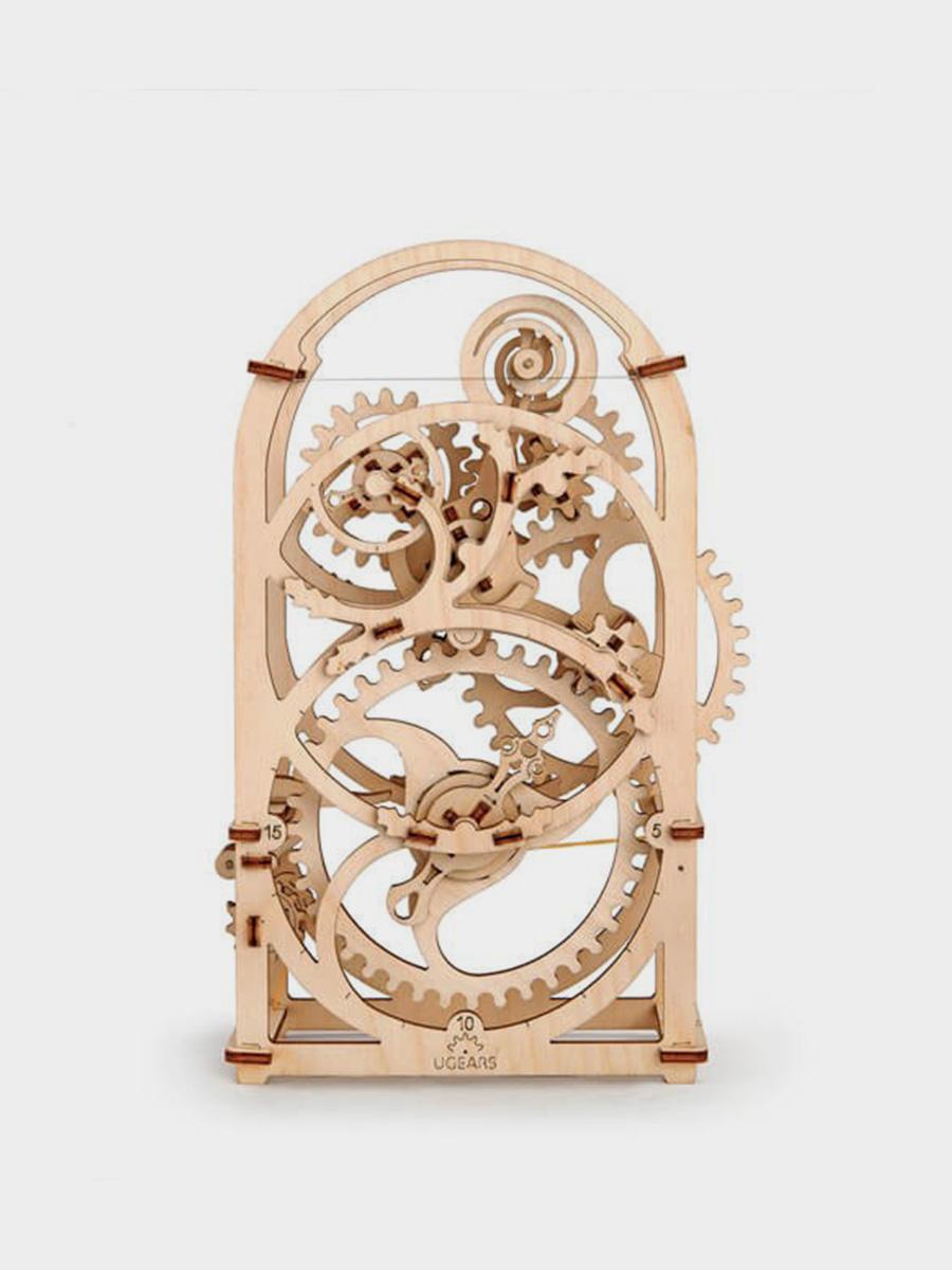3D Puzzle 20min Timer
