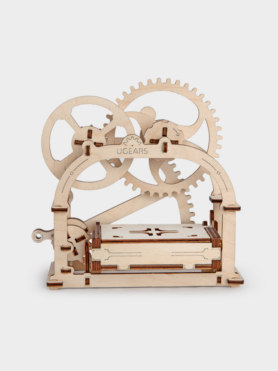 3D Puzzle Mechanical Etui