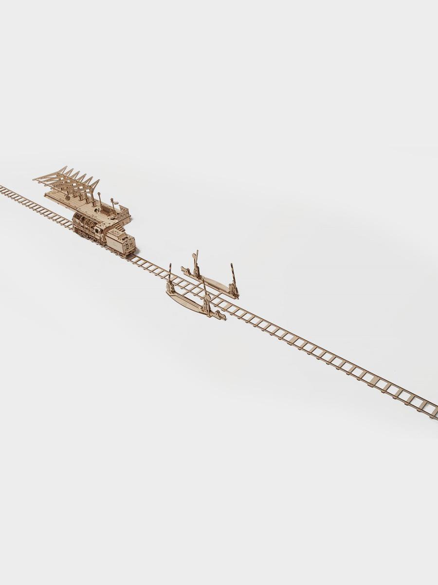 3D Puzzle Rails