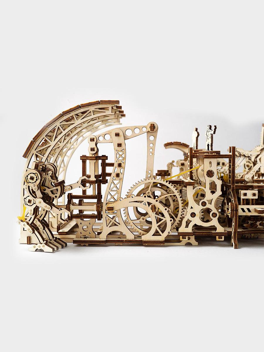 3D Puzzle Robot Factory