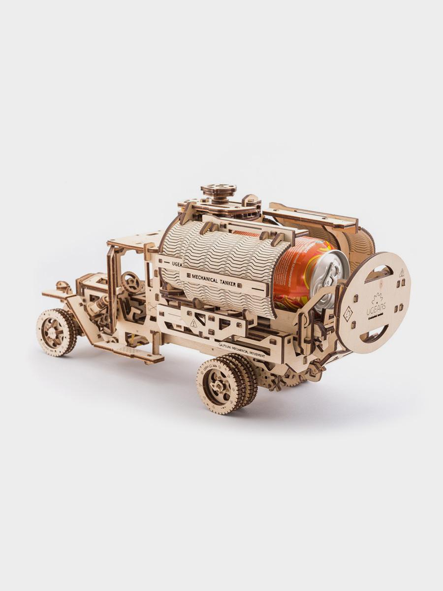 3D Puzzle Tanker