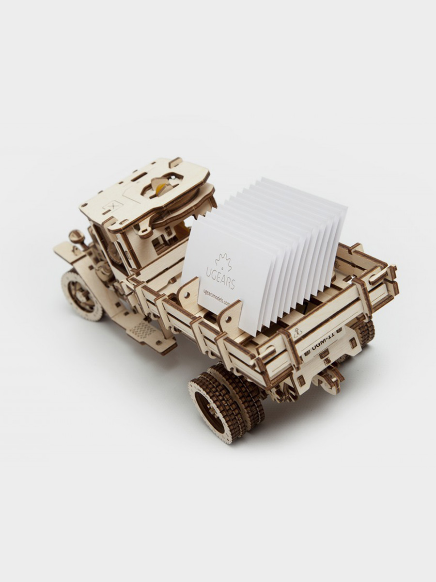 3D Puzzle Truck UGM-11