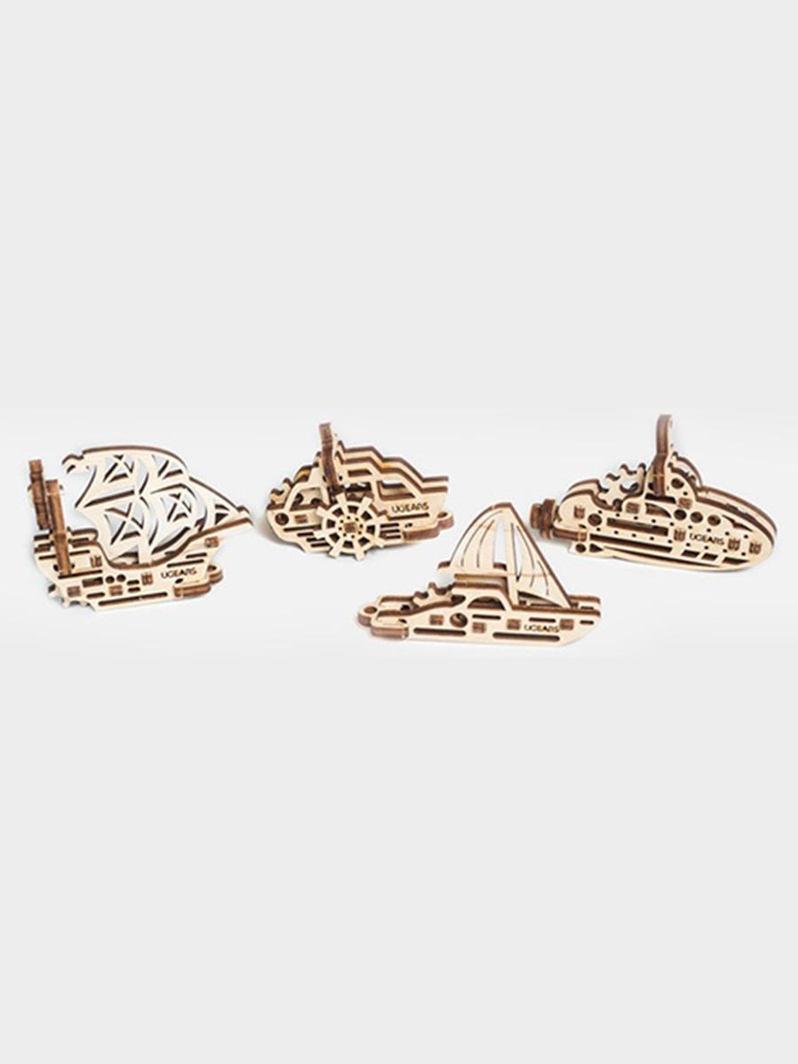 3D Puzzle U-Fidget Ships