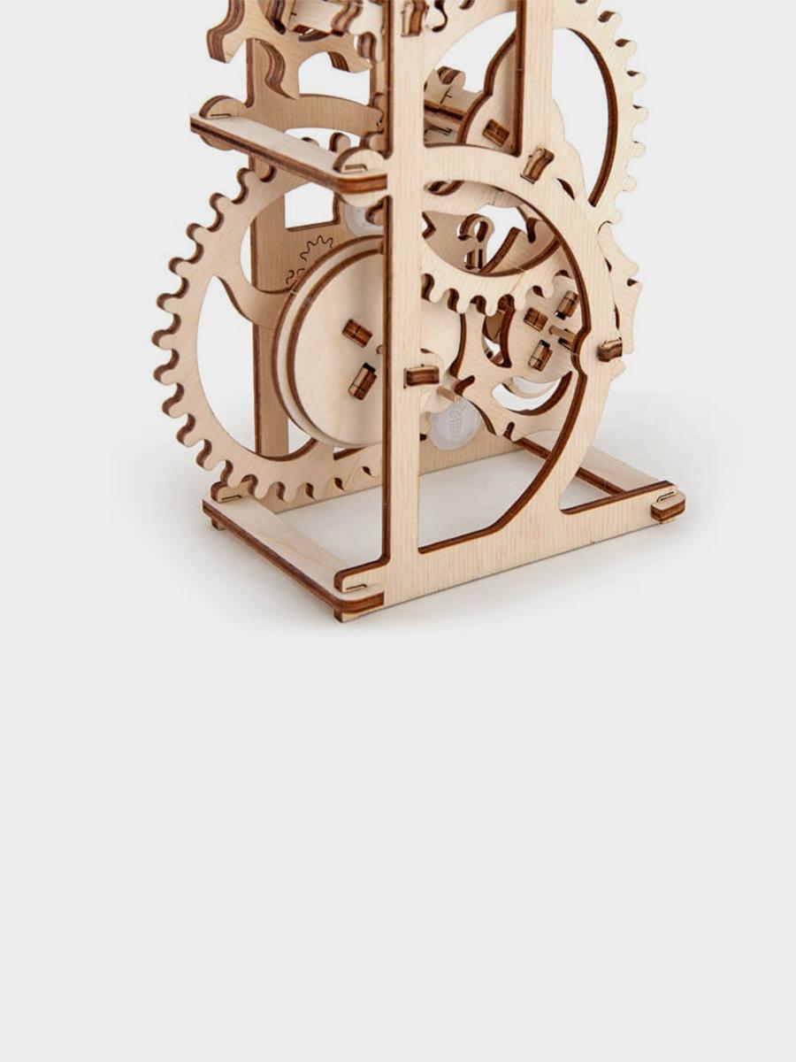3D Puzzle Dynamonter